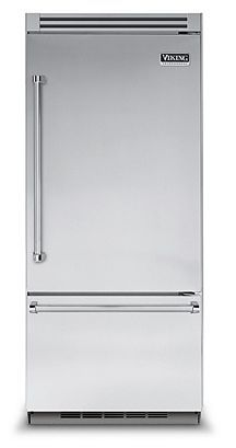 "36"" Refrigerator Bottom-Freezer Professional Quiet Cool™ - VCBB5362 - Viking Range, LLC $9,299"