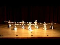 摩娑Caresse Dance: Tribal Fusion Belly Dance部落融合風肚皮舞Oriental Uno