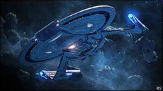 Fermi Paradox by Kurumi-Morishita on DeviantArt New Star Trek, Star Wars, Fermi Paradox, Trek Deck, United Federation Of Planets, Starfleet Ships, Star Trek Into Darkness, Star Trek Starships, Spaceship Concept