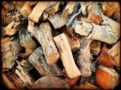 firewood..