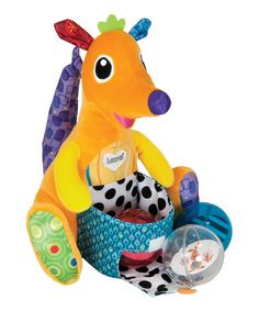 Take a look at this Jumping Joeys Plush Toy by Lamaze on #zulily today!