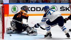 Fehlstart bei Eishockey-WM komplett: Finnische Youngster überfordern DEB-Team