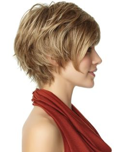 Pixie Haircut for round faces-2