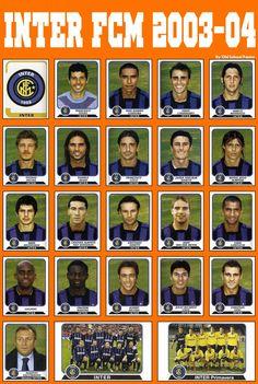 INTER MILAN 2003-04