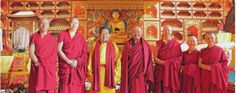 Link to Samye Ling Tibetan Buddhist monastery ~ Eskdalemuir, Scotland. Inspiring schedule of learning programmes and a wonderful place to visit/stay.