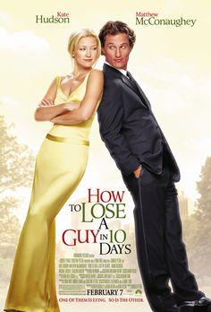 How to Lose a Guy in 10 Days | 14 Movie Poster Face Swaps You Can't Unsee