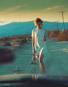 The Great Escape | Heidi Harrington-Johnson | Matt Hind #photography | Vogue UK May 2012