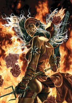 Dark Reign - Elektra - Cover by Lee Bermejo ---- Comic Book Characters, Marvel Characters, Comic Character, Comic Books Art, Book Art, Marvel Women, Marvel Girls, Comics Girls, Frank Miller