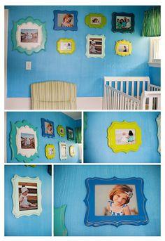 The Organic Bloom Frames Nursery Ideas, Nursery Decor, Wall Decor, Wall Art, Booth Ideas, Display Ideas, Organic Bloom Frames, Kids Zone, Decorating With Pictures