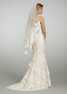 Bridal Gowns, Wedding Dresses by Alvina Valenta - Style AV9305
