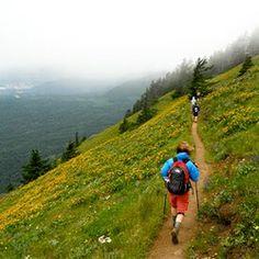 Memorial Day Hiking, Backpacking and Camping in Washington
