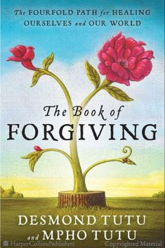 Cover image - The Book of Forgiving