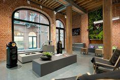 Bowers & Wilkins lounge Anvers