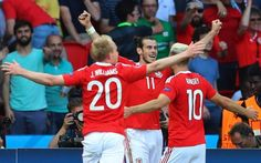 Wales Cruise To The Quarterfinal Courtesy of McAuley's Own Goal