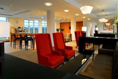 Sheraton Frankfurt Airport Hotel & Conference Center - Club Lounge
