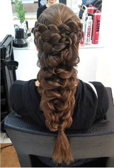 nice 20 Unique Braided hairstyles so that you stand out from the crowd //  #Braided #crowd #from #Hairstyles #stand #Unique http://www.newmediumhairstyles.com/latest-hairstyles/20-unique-braided-hairstyles-so-that-you-stand-out-from-the-crowd-1807.html