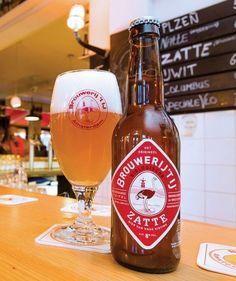 Brouwerij 'tIJ - Zatte Tripel 8,0% pullo