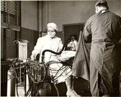 Image result for vintage nurse  operating