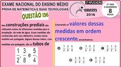 CURSO MATEMÁTICA ENEM 2016 QUESTÃO 136 PROVA ROSA RESOLVIDA EXAME NACION... https://youtu.be/XaxzGgOq5_8