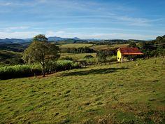 Vista Rural - Entre Rios de Minas, MG