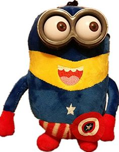 #PopularKidsToys Just Added In New Toys In Store!Read The Full Description & Reviews Here - UK10'' 3D Captain America Despicable Me Minion Soft Stuffed Toys Kids Plush Toy -   #gallery-1  margin: auto;  #gallery-1 .gallery-item  float: left; margin-top: 10px; text-align: center; width: 33%;  #gallery-1 img  border: 2px solid #cfcfcf;  #gallery-1 .gallery-caption  margin-left: 0;  /* see gallery_shortcode() in wp-include