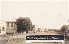 RP: Main Street , HOLYOKE , Colorado , PU-1908 Item# SCVIEW357863 (253027618)