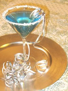 The New Years Resolution #recipe #cocktail #cocktails
