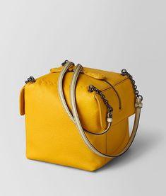 dd35fe7a44 Bottega Veneta® - SUNSET CERVO SHOULDER BAG