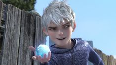 Cute shot of Jack <333 - Jack Frost - Rise of the Guardians Photo ...