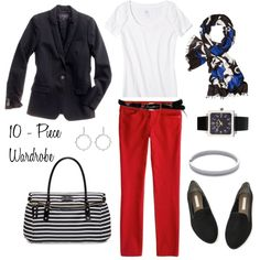 """Look #4"" by bluehydrangea on Polyvore"