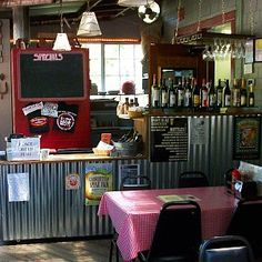 Root Beer and Wine Bar...