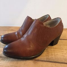LADIES BROWN CASUAL ANKLE CALF BIKER COWBOY RUCHED FLAT ANKLE BOOTS SHOES 5-7