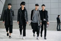 Street Style Looks from Seoul Fashion Week