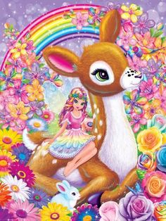Front has Elsu & Rosa, the flower fairy and her deer friend. New, never used Lisa Frank 2 Pocket 3 Prong School Folder. Princesa Amber, Bambi, Lisa Frank Folders, Lisa Frank Stickers, 90s Kids, Framed Art, Wall Art, Cross Stitch Kits, Pin Up