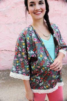 FREE Kimono Jacket b