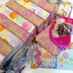 Surprise Goody Boxes  Planner Kits via asprinkleoflovely