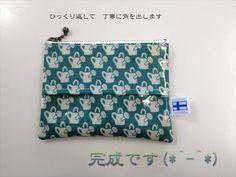 無料レシピ ビニコ ポケットティッシュ+ファスナーポーチ   ねこのトムとはな モノづくりの記録 Tissue Boxes, Tissue Holders, Diy Projects To Try, Handmade Bags, Craft Fairs, Knitting Socks, Handicraft, Cosmetic Bag, Couture