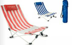 Promotional #beachchairs are an ideal #PromotionalGift idea for the #Travel Industry