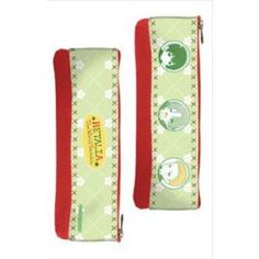 Hetalia the World Pen Case Type01 Green x Red