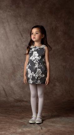 DORIAN BABY DOLL FW 2016/17 Little Girl Outfits, Little Girl Fashion, Kids Outfits, Baby Girl Skirts, Baby Dress, Young Fashion, Kids Fashion, Kids Ethnic Wear, Princess Dress Kids
