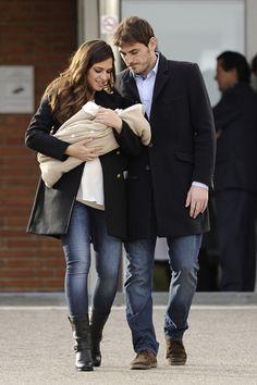 Iker Casillas y Sara Carbonero, a punto de finalizar el año más feliz de sus vidas