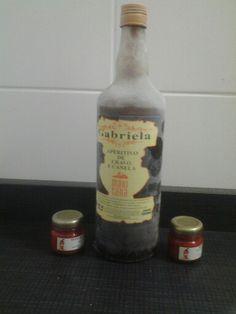 Combinação Perfeita, cachaça e pimenta