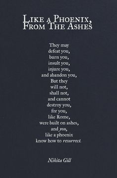 nikita gill poetry - Google Search