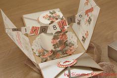 #Hochzeit#Wedding#Box#stampin'Up!#taupe#Flüsterweiß