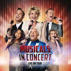 Musicals in Concert gaat volgend jaar op tournee langs de Nederlandse theaters. De afgelopen twee edities waren nog te zien in de Ziggo…