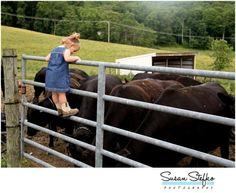 Little Counrty Girl | Della » Susan Stefko Photography
