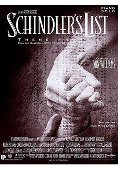 the theme of hope in the schindlers list a film Schindlers list film study a non-diegetic orchestral theme slowly begins to play as civilians of in the film 'schindlers list' directed by steven spielberg an.