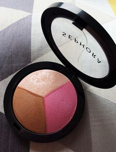 trójkolorowy puder do konturowania sephora Sephora, Blush, Beauty, Rouge, Beauty Illustration