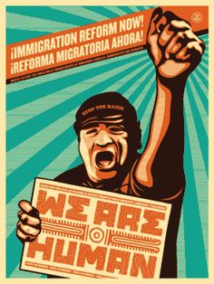 Separated families, exploited workers, and devastated communities. We need immigration reform.