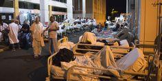 #Guadeloupe : l'hôpital provisoire de Pointe-à-Pitre est opérationnel - Europe1: Europe1 Guadeloupe : l'hôpital provisoire de…